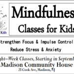 New Set of Kids Classes Starting Soon!